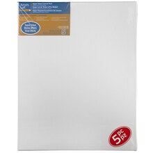 Artist's Loft Super Value Canvas Pack, 16in x 20in